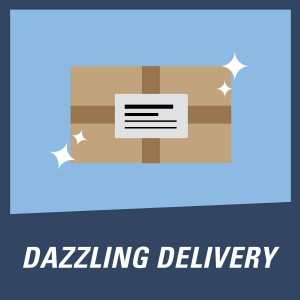 DAZZLING DELIVERY
